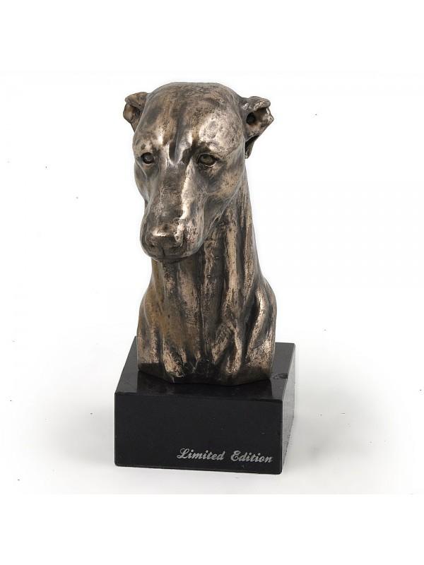 Whippet - figurine (bronze) - 316 - 3013