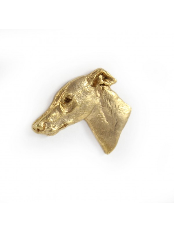 Whippet - pin (gold plating) - 1053 - 7751