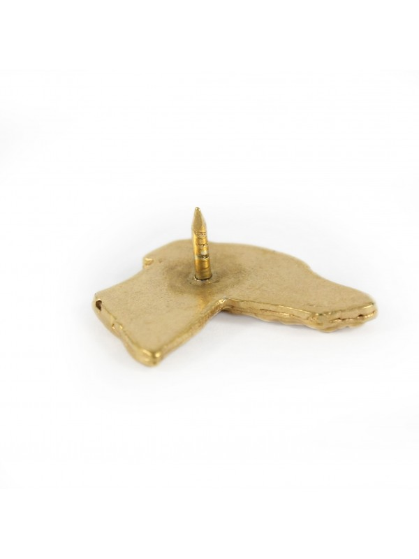 Whippet - pin (gold plating) - 1053 - 7752