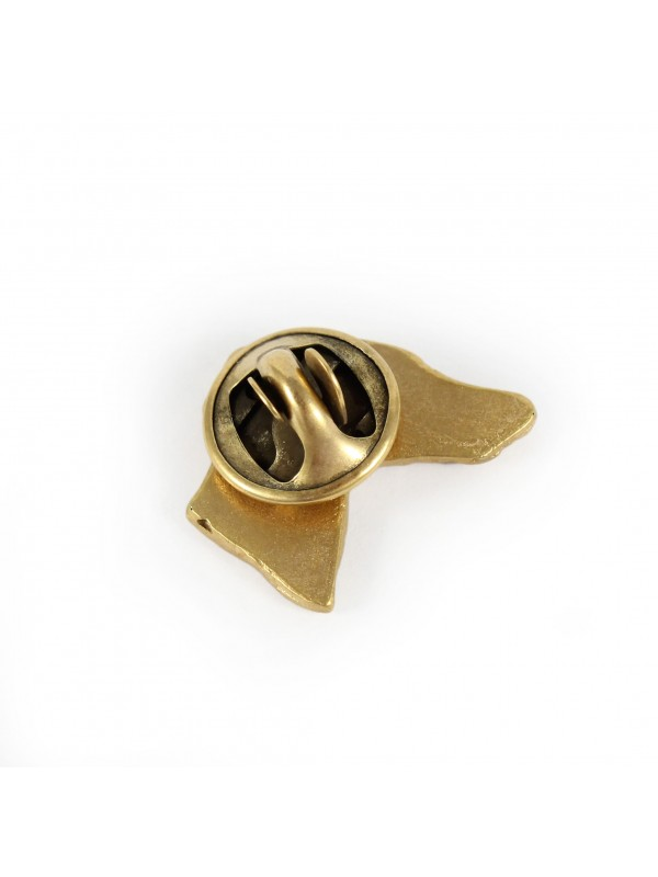 Whippet - pin (gold plating) - 1053 - 7753
