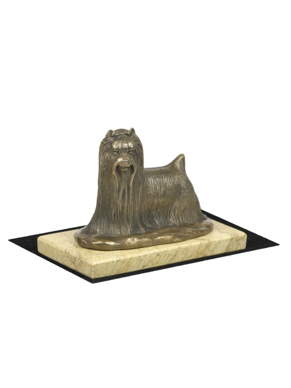 Yorkshire Terrier - figurine (bronze) - 4681 - 41834