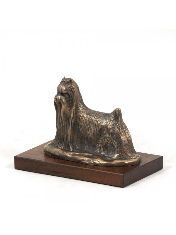 Yorkshire Terrier - figurine (bronze) - 626 - 6949