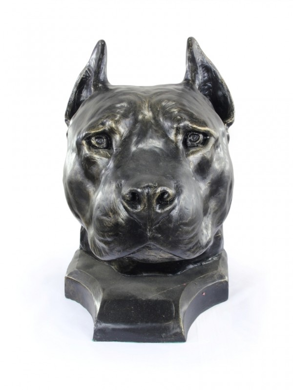 Urn for dog ashes-statue
