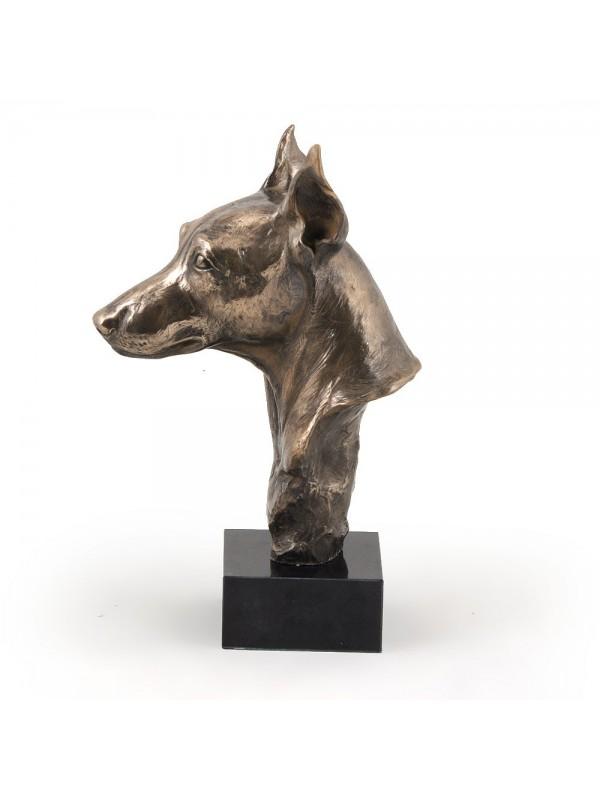 pincher - figurine (bronze) - 250 - 3027