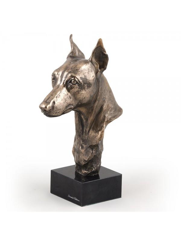 pincher - figurine (bronze) - 250 - 3028