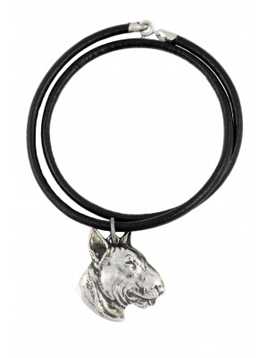 Bull Terrier - necklace (strap) - 732