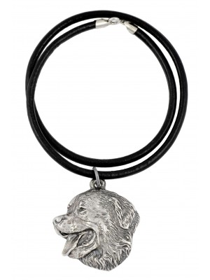 Bernese Mountain Dog - necklace (strap) - 766
