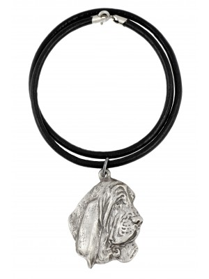 Basset Hound - necklace (strap) - 768