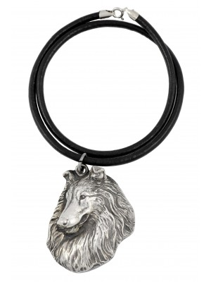 Rough Collie - necklace (strap) - 1110