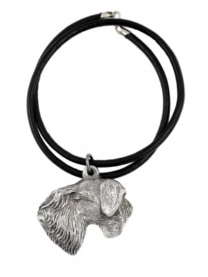 Cesky Terrier - necklace (strap) - 1119