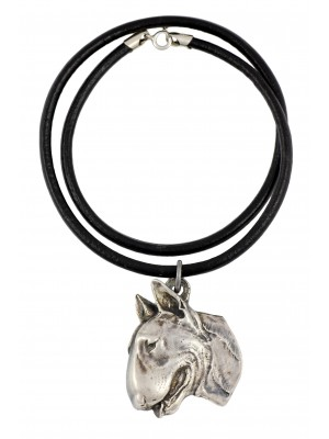 Bull Terrier - necklace (strap) - 346