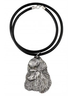 Poodle - necklace (strap) - 385