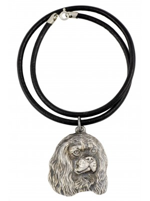 Cavalier King Charles Spaniel - necklace (strap) - 387