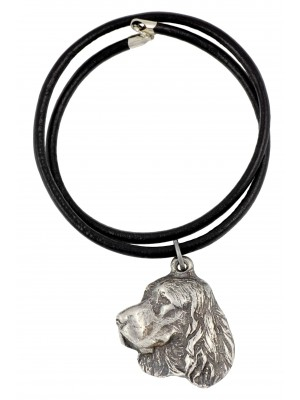 English Springer Spaniel - necklace (strap) - 397 - 1425