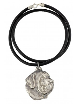 Spanish Mastiff - necklace (strap) - 398 - 1428