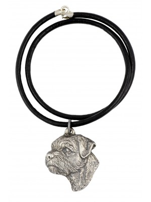Border Terrier - necklace (strap) - 437