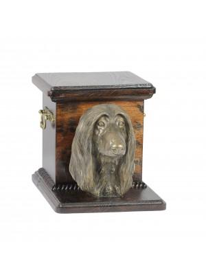 Afghan Hound - urn - 3692 - 36071