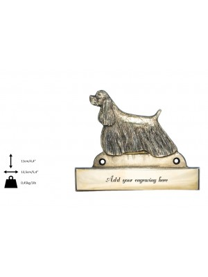 American Cocker Spaniel - tablet - 1696 - 9800