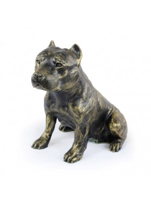 American Staffordshire Terrier - figurine (resin) - 345 - 16234