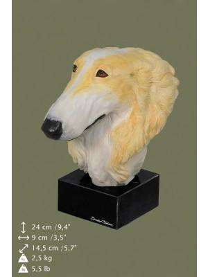 Barzoï Russian Wolfhound - figurine - 2323 - 24827