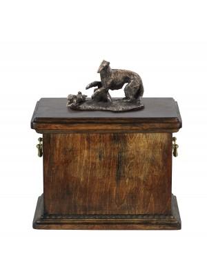 Barzoï Russian Wolfhound - urn - 4032 - 38091