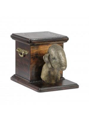 Bedlington Terrier - urn - 4101 - 38575