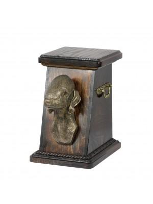 Bedlington Terrier - urn - 4190 - 39122