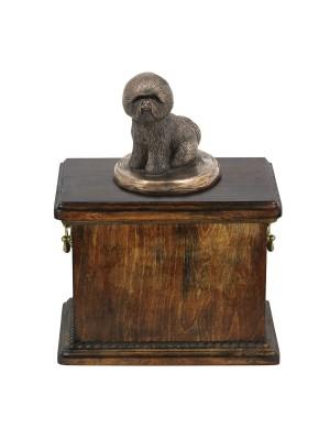 Bichon Frise - urn - 4029 - 38064
