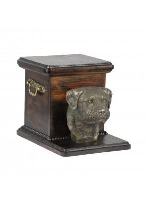 Border Terrier - urn - 4104 - 38598