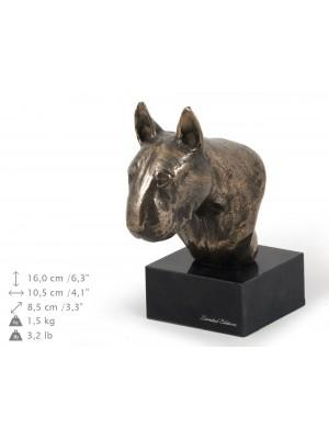 Bull Terrier - figurine (bronze) - 191 - 9119