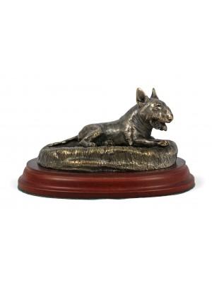 Bull Terrier - figurine (bronze) - 587 - 8239