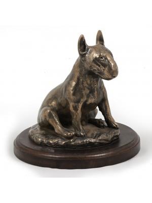 Bull Terrier - figurine (bronze) - 589 - 2662