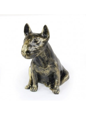 Bull Terrier - figurine (resin) - 349 - 16247