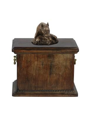 Bull Terrier - urn - 4040 - 38148