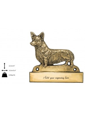Cardigan Welsh Corgi - tablet - 1670 - 9696