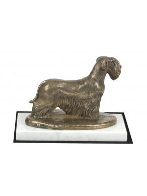 Cesky Terrier - figurine (bronze) - 4607 - 41451