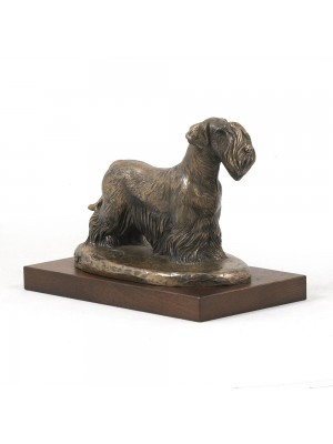 Cesky Terrier - figurine (bronze) - 594 - 2683