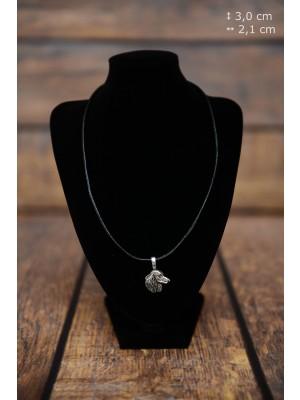 Dachshund - necklace (strap) - 3877 - 37298