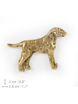 Dalmatian - pin (gold plating) - 1011 - 7699