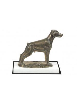Doberman pincher - figurine (bronze) - 4565 - 41220