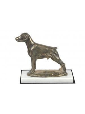 Doberman pincher - figurine (bronze) - 4610 - 41466