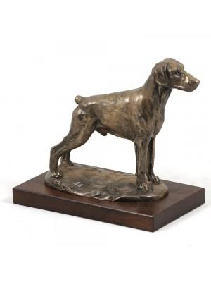Doberman pincher - figurine (bronze) - 597 - 2698