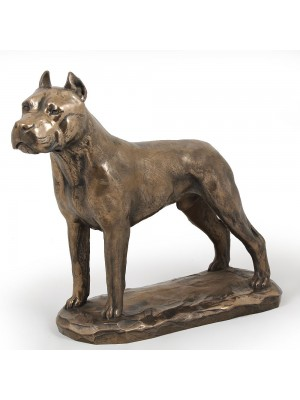 Dogo Argentino - figurine (bronze) - 686 - 6916