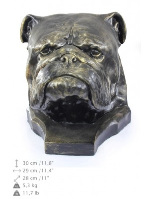 English Bulldog - figurine - 122 - 21857