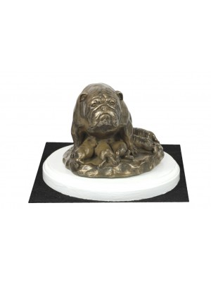 English Bulldog - figurine (bronze) - 4559 - 41150