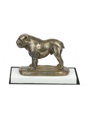 English Bulldog - figurine (bronze) - 4591 - 41370