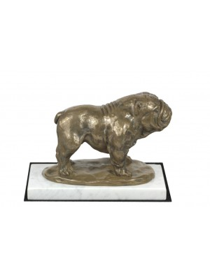 English Bulldog - figurine (bronze) - 4602 - 41426