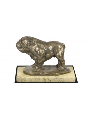 English Bulldog - figurine (bronze) - 4645 - 41652