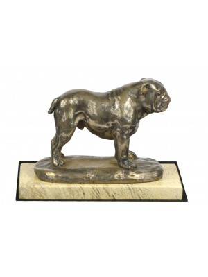 English Bulldog - figurine (bronze) - 4646 - 41657