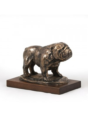 English Bulldog - figurine (bronze) - 590 - 2666